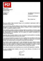 Pierre Laurent répond au questionnaire des psychanalistes
