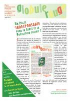 Globule Rouge - Avril 2014 - Un pacte irresponsable pour la santé et la protection sociale !