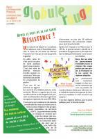 Globule Rouge - avril 2015 - Après le vote de la loi de santé, résistance !