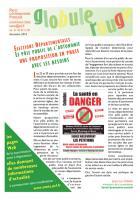 Globule Rouge - Décembre 2014 - Elections départementales : le pôle public de l'autonomie, une proposition en phase avec les besoins