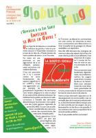 Globule Rouge - Mai 2015 - S'opposer à la loi santé, empêcher sa mise en oeuvre.