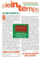 Plein Temps - janvier 2014
