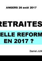 Université d'été : la retraite selon Macron