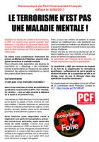 Psychiatrie : tract du PCF