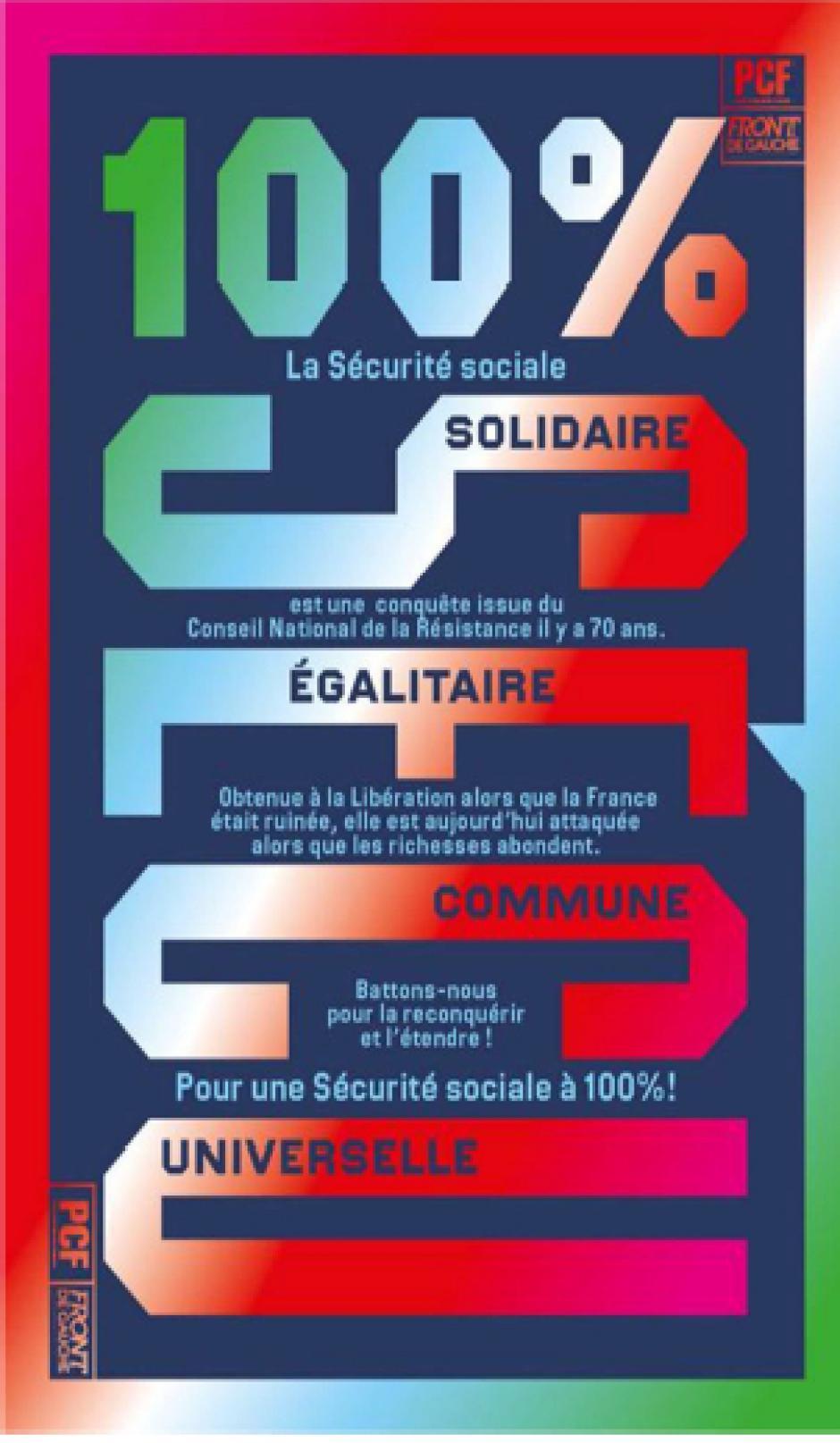 Soirée du 2 octobre pour les 70 ans de la Sécurité sociale - introduction de Jean Luc Gibelin