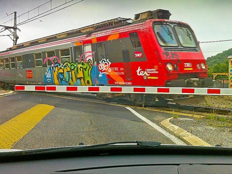 Réunion pour la réouverture de la ligne Perpignan-Villefranche