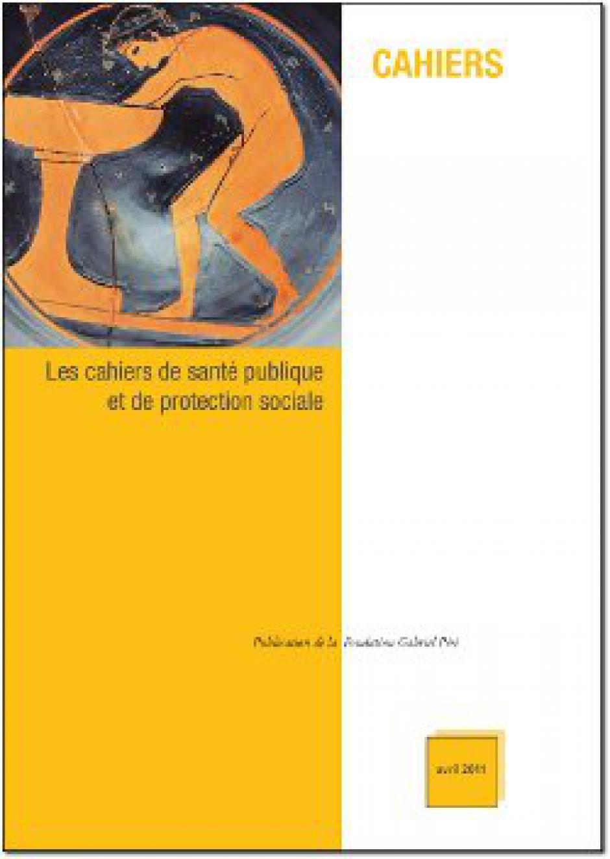 Abonnez vous aux Cahiers de Santé Publique et de protection sociale