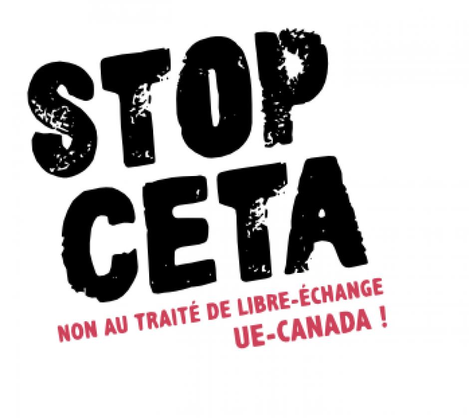 Le traité commercial de libre-échange avec le Canada (C.E.T.A.): un danger pour la santé!