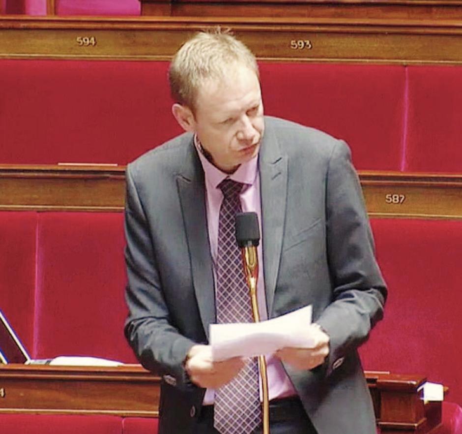 Assemblée nationale. Bataille d'amendements