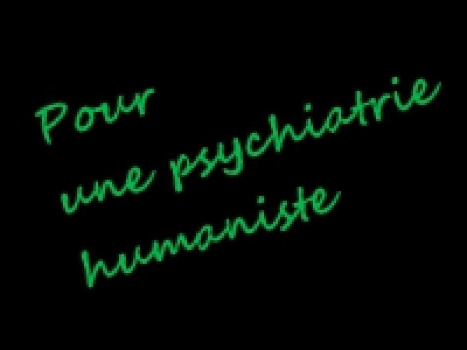 Pour une psychiatrie humaniste