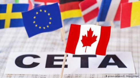 Renégociation du CETA :